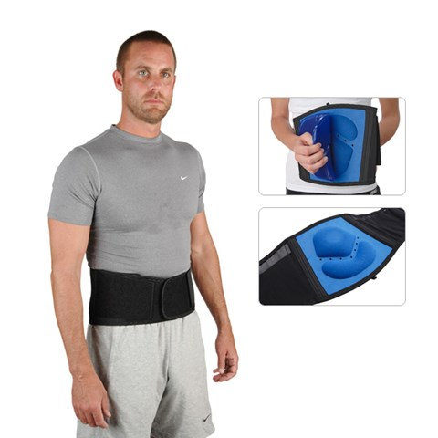 Form Fit Industrial Back Support