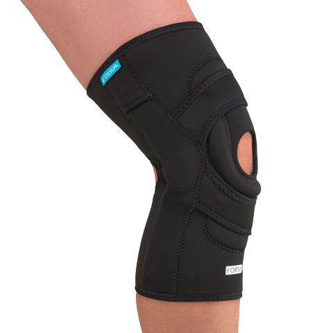 Form Fit Knee Hinged Lateral J