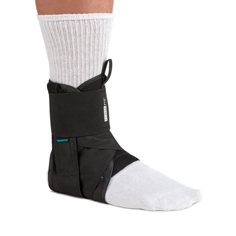 Form Fit Ankle with Speedlace
